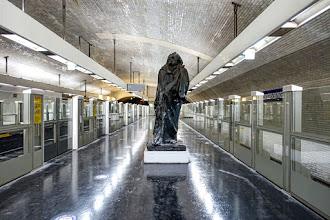 Paris : Station Varenne, Rodin dans le métro, la vocation artistique de la ligne 13 - VIIème