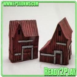 ACW10-01 Barns (2 units).