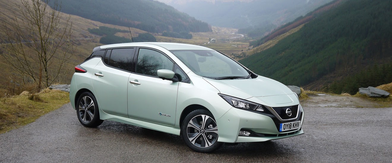 Nissan Leaf version 2
