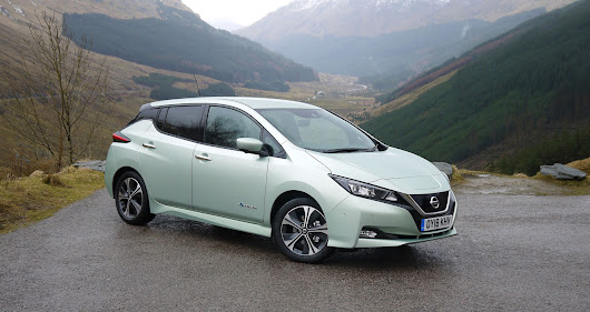 Onward and upward: Nissan Leaf version 2 reviewed