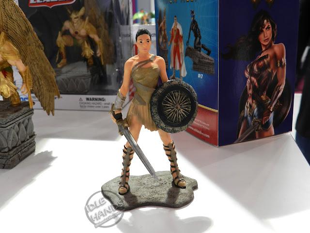 Toy Fair 2017 Schleich DC Comics Wonder Woman Movie Figure