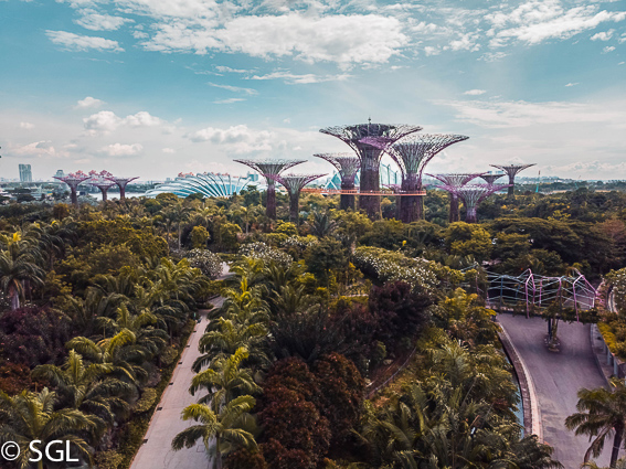 Singapur. Las ciudades mas visitadas en 2018