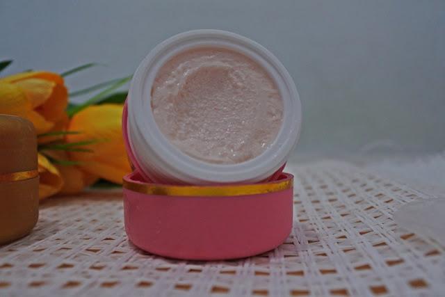 Kefir beauty creamfarah story
