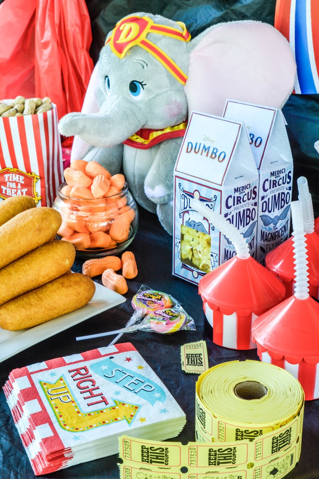 Dumbo party