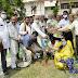 पं.गणेश प्रसाद मिश्र सेवा न्यास द्वारा 'अपना सपना -हरा भरा सतना'वृक्षारोपण अभियान के दूसरे चरण का शुभारम्भ