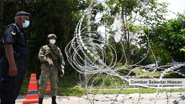 Taman Temerloh Jaya Pulak Dilaksanakan PKPD Bermula 12 Jun Ini