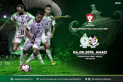 Live Streaming Melaka United vs PDRM 4.8.2019 (PM1)