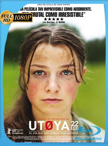 El atentado del siglo: Utoya (2018) HD 1080p Latino Dual [GoogleDrive] TeslavoHD