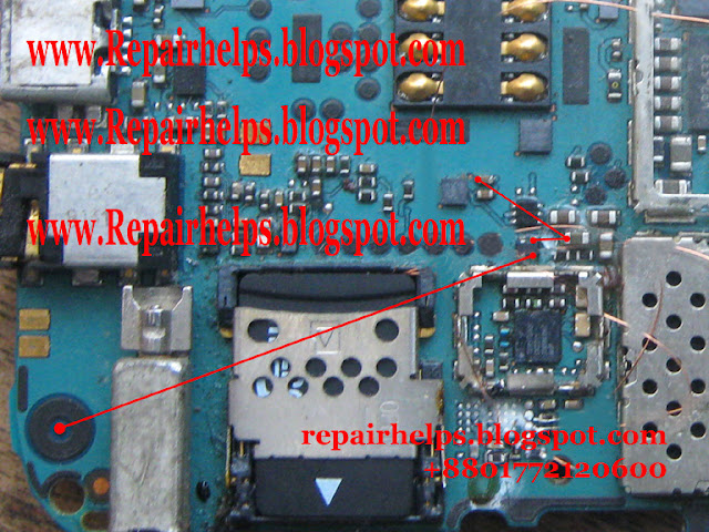 REPAIR HELPS: Nokia 3110c mic problem solution
