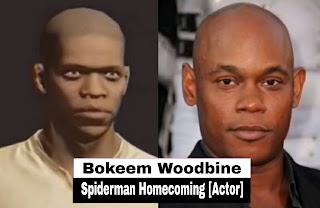 Spiderman Homecoming Actor