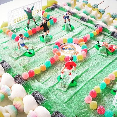 Futbolin dulce