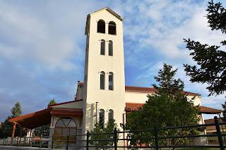 ο ναός των αγίων Θεοδώρων στην Κολχική της Φλώρινας