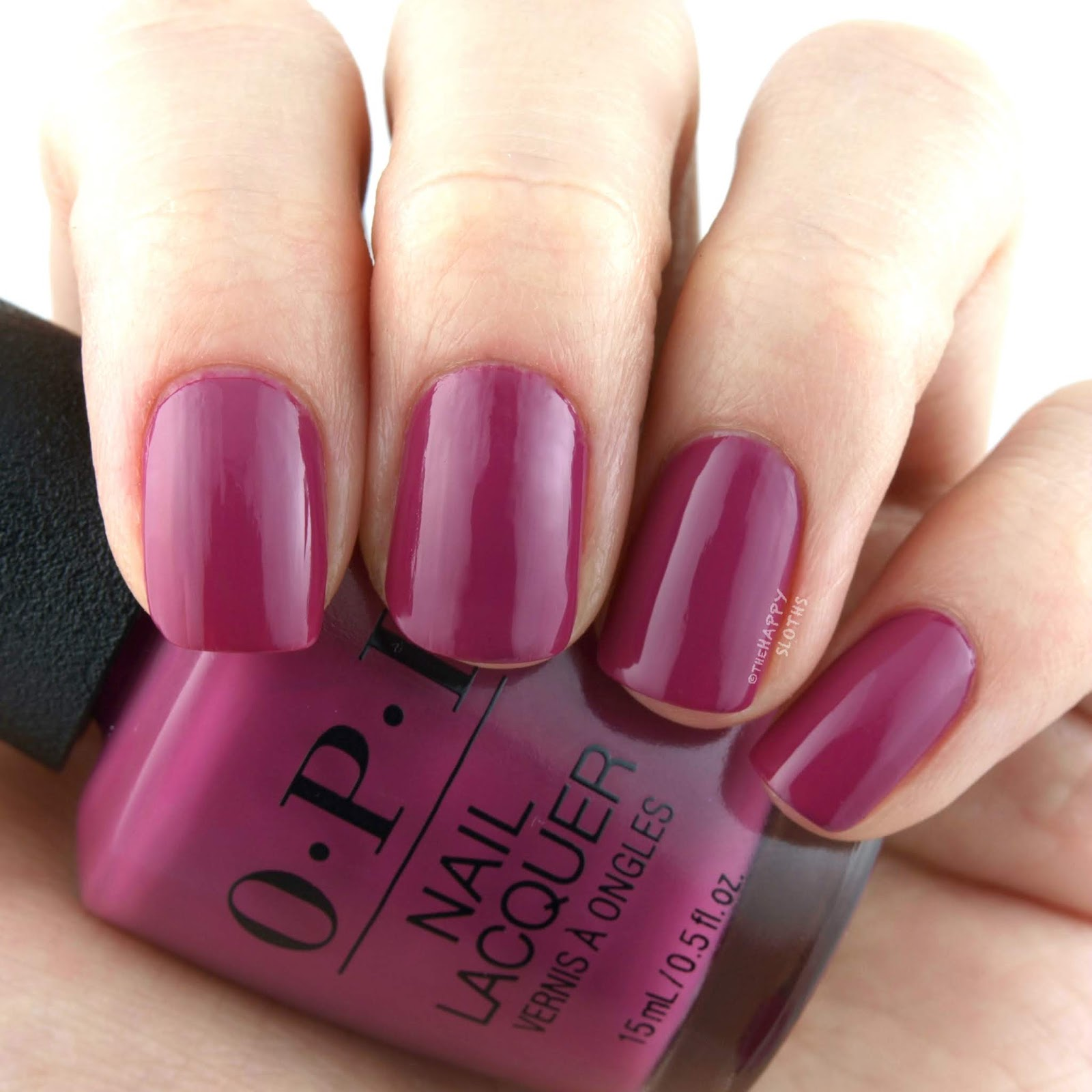 OPI Spring 2019 Tokyo Collection | Hurry-juku Get this Color!: Review and Swatches