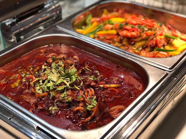 'Fantastic Friday Buffet Dinner' Di Ramada Meridin Johor Bahru Kembali Lagi! Jom Pi Makan!