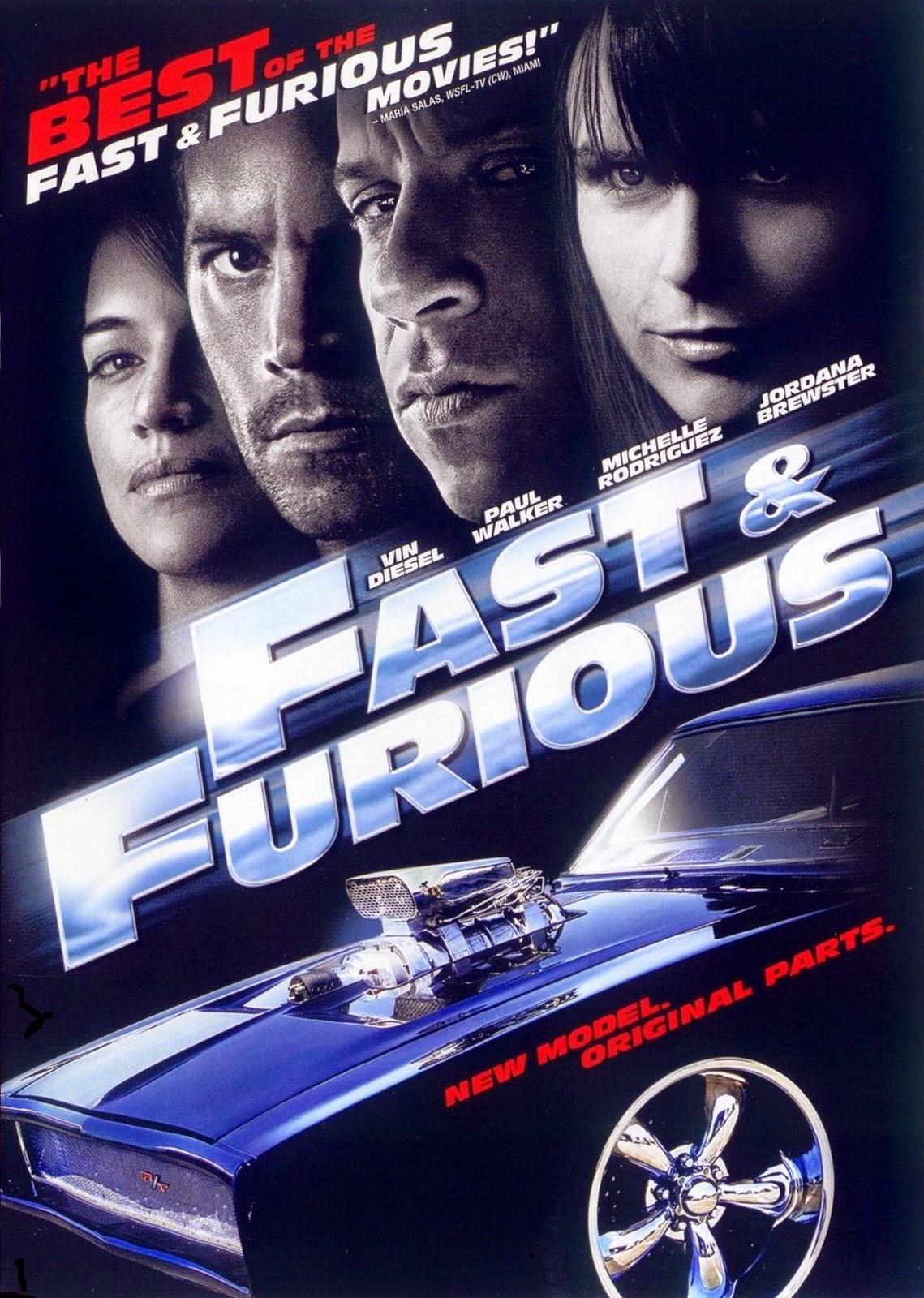 Fast & Furious (2009) ταινιες online seires xrysoi greek subs