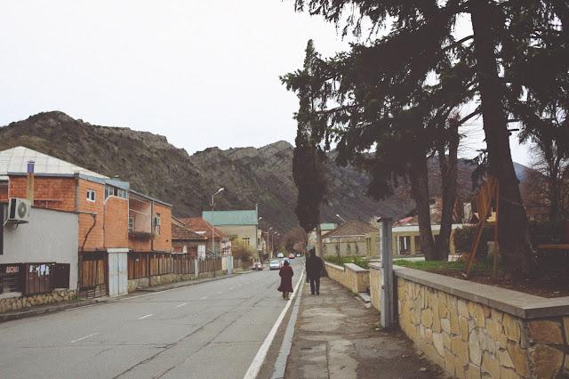 Mtskheta streets