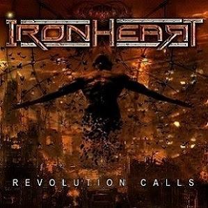 """Το βίντεο των IronHeart για το τραγούδι """"Revolution Calls"""" από τον ομότιτλο δίσκο τους"""