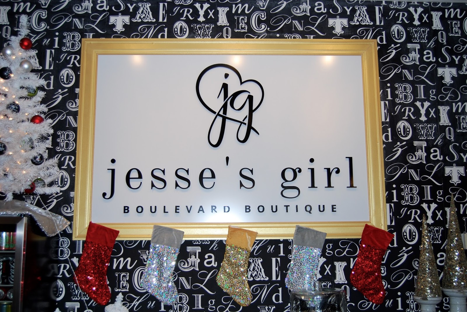 Gifting with Girl Meets Bow @ Jesse's Girl Boutique