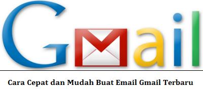 Cara Cepat dan Mudah Buat Email Gmail Terbaru