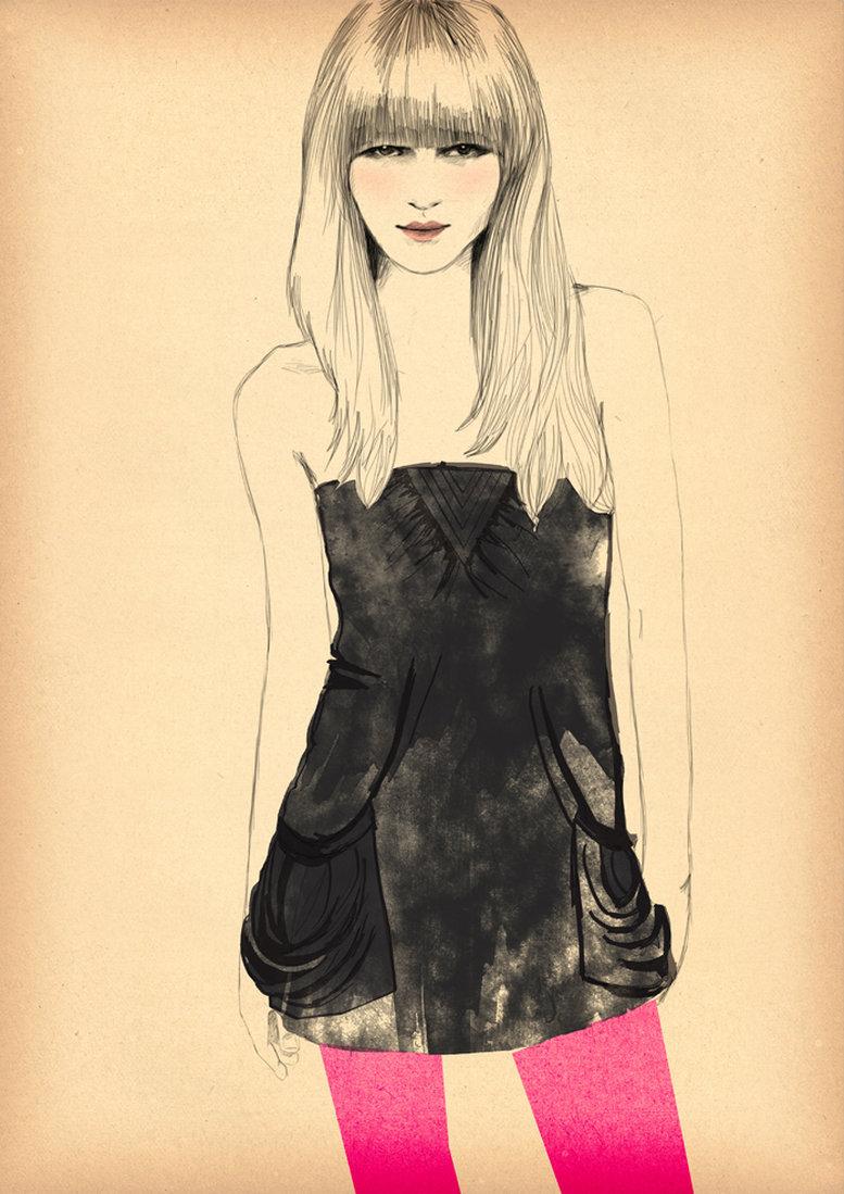 Sandra Suy, la elegancia en la ilustración  (3/3)