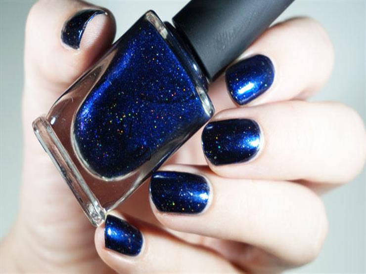 Night blue is the most popular nail polish color