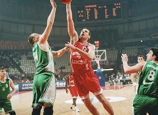 Το παρελθόν Ολυμπιακού και Παναθηναϊκού στα play off της basket league
