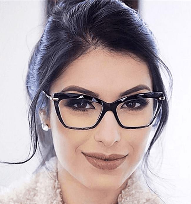 Óculos Armação de Grau Feminino Montreal