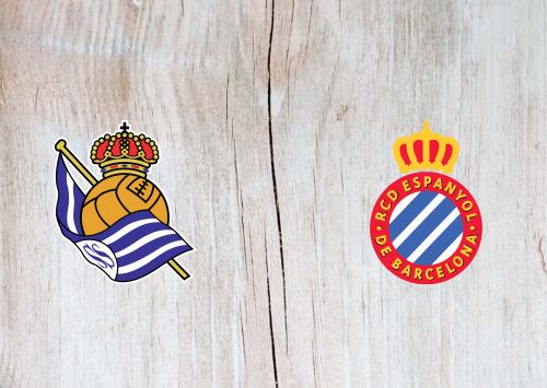 Real Sociedad vs Espanyol -Highlights 22 January 2020