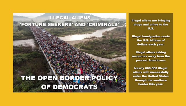 Memes: ILLEGAL ALIENS 'FORTUNE SEEKERS' AND 'CRIMINALS'