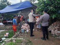 Perduli Bencana Alam, Kapolda Jatim: Pelepasan KRI Tanjung Kambani-971 untuk Penanggulangan Bencana di Flores NTT