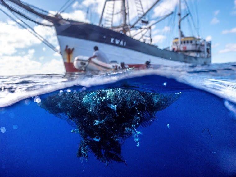 O lixo marinho, principalmente o plástico, tem se tornado motivo de preocupação crescente de países e da Organização Marítima Internacional (IMO,