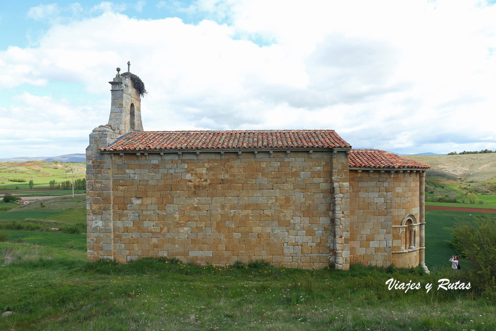 Ermita de Santa Eulalia, Barrio de Santa María