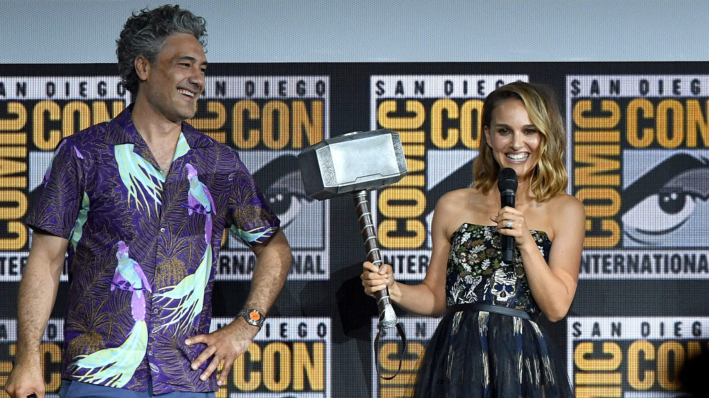 Women Are Thrilled Natalie Portman Will Be Female Thor In The New Marvel Movie