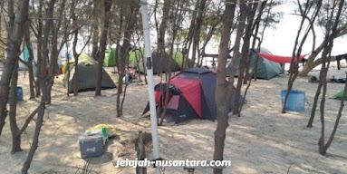 destinasi camping pulau pramuka