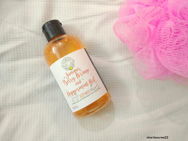 Greenberry Organics Body Wash