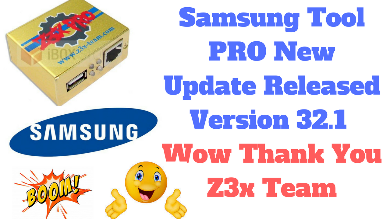 Samsung Tool PRO New Update 2018 Released Version 32 1   - Gsm