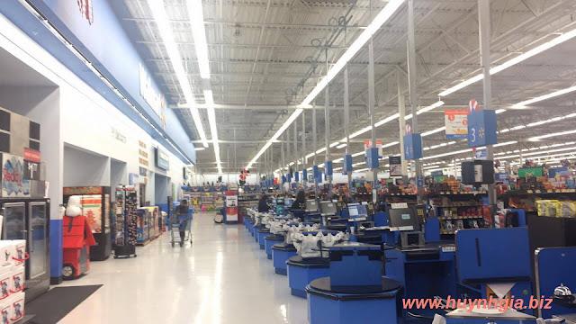 bên trong siêu thị tại mỹ hàng xách tay từ Mỹ www.huynhgia.biz