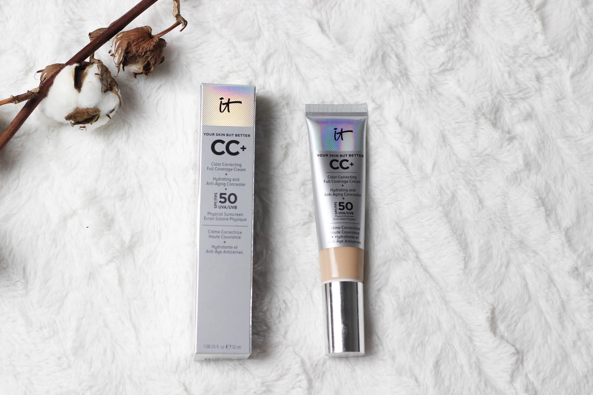 It Cosmetics, CC+  крем