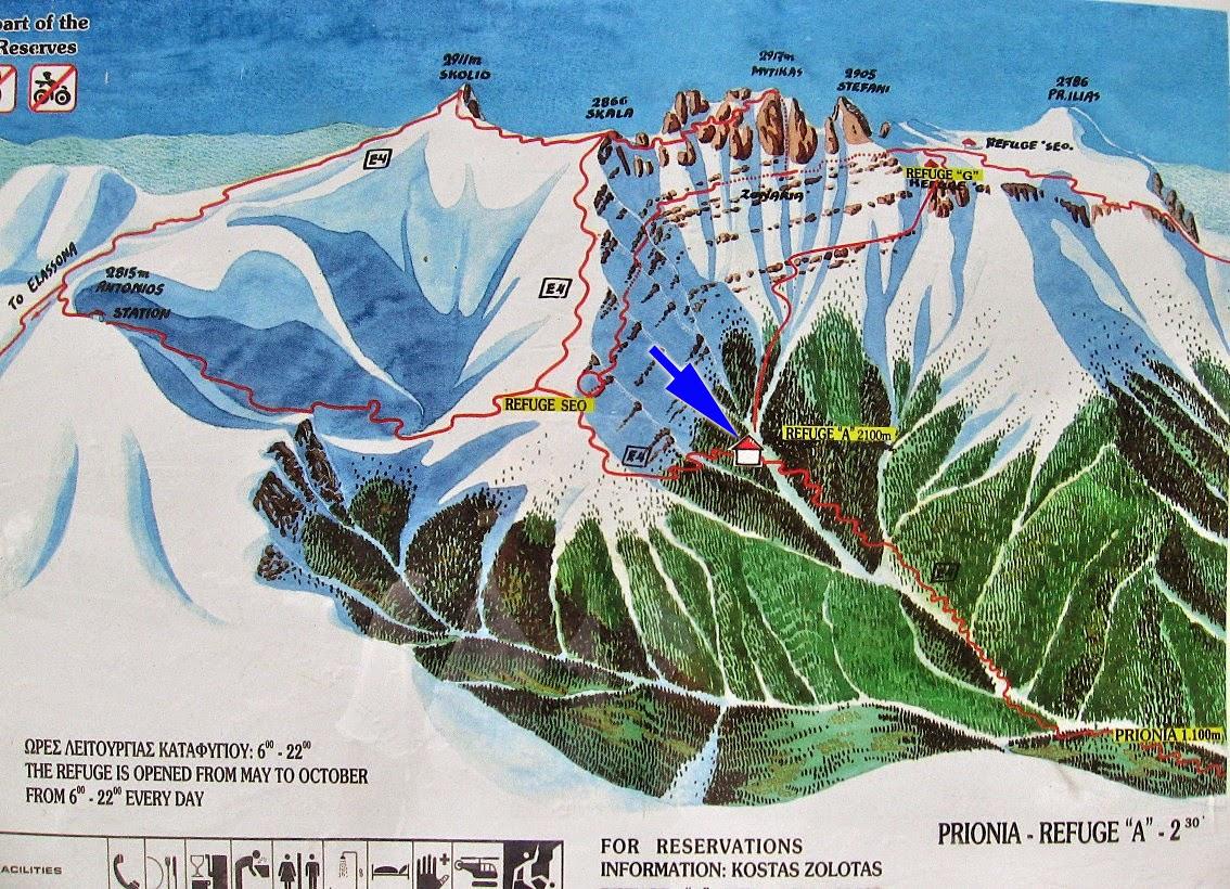 Drumurile Mele O Zi Pe Muntele Olimp