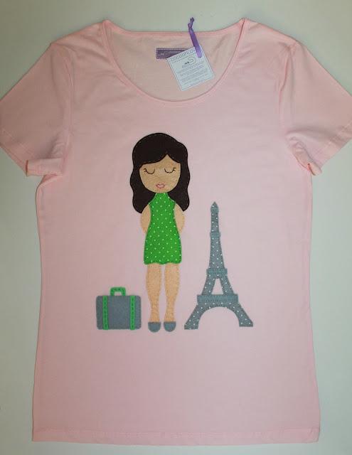camiseta personalizada viajes