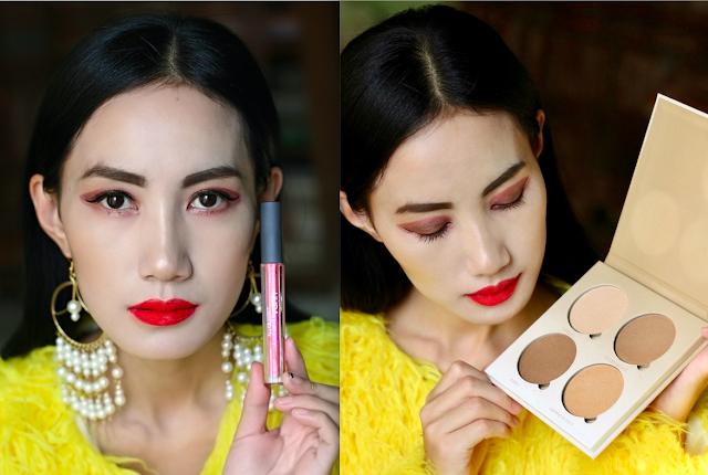 Naganess Beauty Routine with Katscollection Cosmetics^^