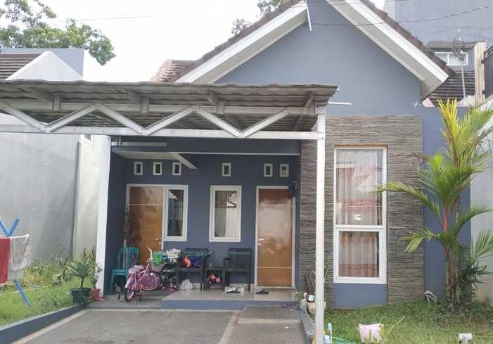 model rumah minimalis batu alam tampak depan
