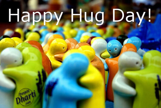Hug Day Quotes Wishes Images for Boyfriend and Girlfriend