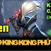 Omen LV 6 solo King Kong không cần món đồ nào siêu dị - Liên Quân Bản Test
