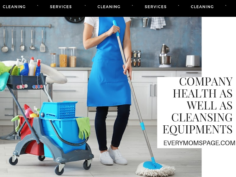 Company health as well as cleansing equipments