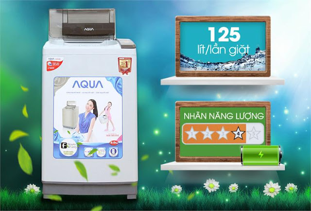 Máy giặt AQW-S90ZT