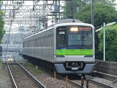 京王電鉄 急行 多摩動物公園行き8 都営10-300形450F~480F