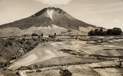 Letusan Gunung Sinabung 2010 - 2016