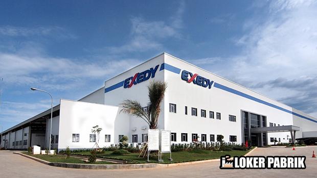 Pabrik PT Exedy Manufacturing Indonesia di Karawang