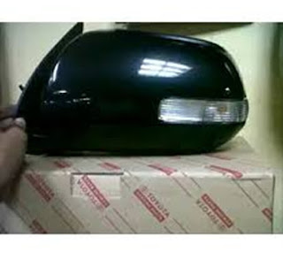 Spion Fortuner TRD/VNT